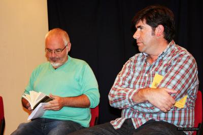 El escritor Adolfo Camilo presenta la obra en L'Arribada