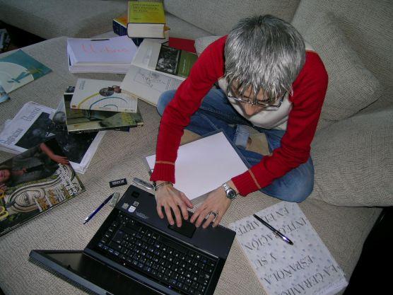 Buscando información en la web