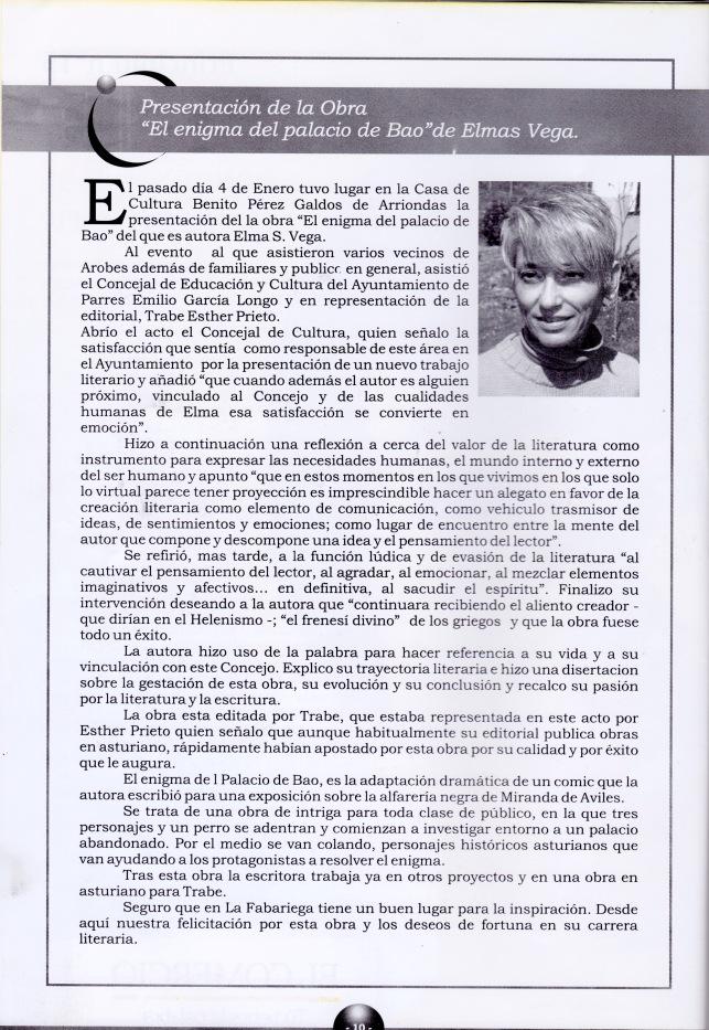 Revista de la Asociación Cultural y de Festejos San Roque