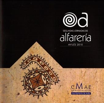 Catálogo de las II Jornadas de Alfarería de Aviés