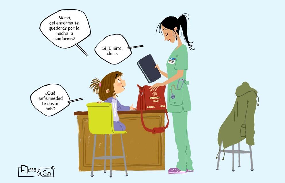 Medico urgencias mama